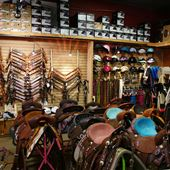 Cross Bar Gallery & National Saddlery